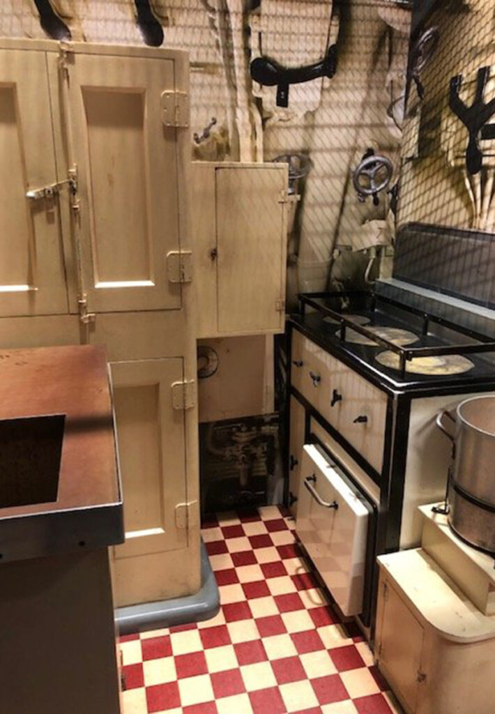 Think Your Kitchen Is Small You Should