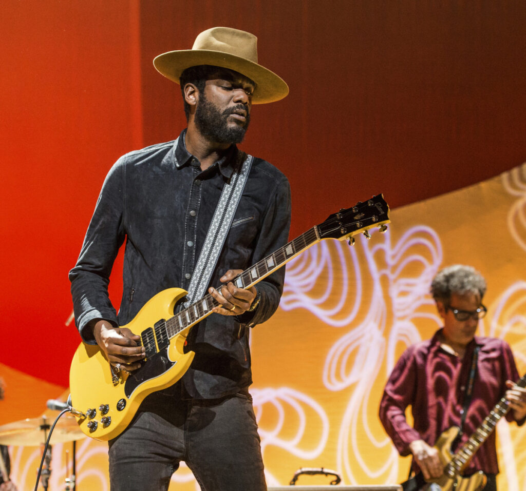 "In a new song, ""This Land,"" Gary Clark Jr. asserts he too is ""America's son."""