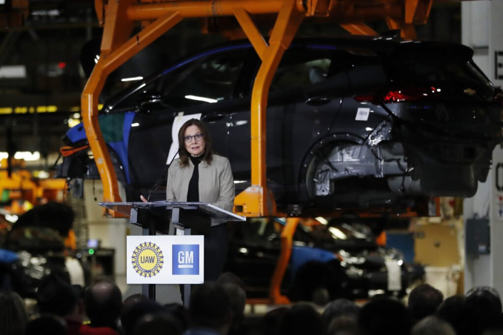 Car Company Aligned With Trump, Supports US Jobs — GM CEO