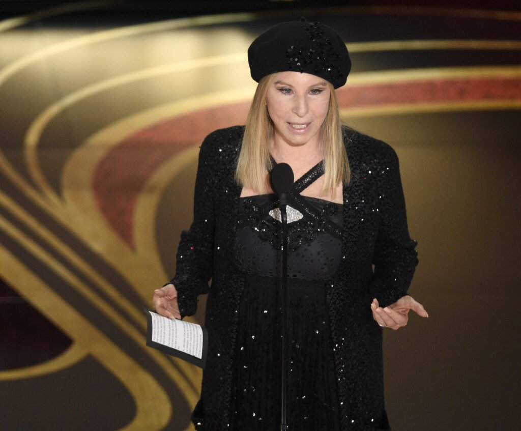 "Barbra Streisand is coming under criticism for saying that two men who said they were molested by Michael Jackson were ""thrilled to be there."""