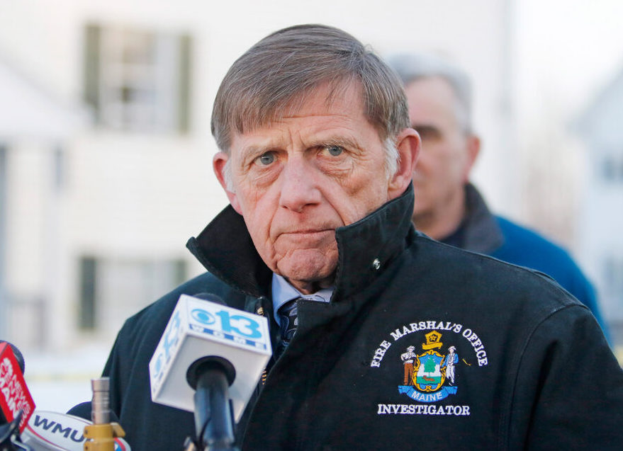 State Fire Marshal Joseph Thomas said state investigators are working with federal agents to build a digital model of the building that burned Friday in Berwick in an effort to learn more about how the fire progressed.