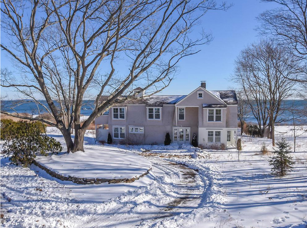 A small number of homes are among Stephen Mardigan's properties, including two on Tides Edge Road in Cape Elizabeth. This one, at 12 Tides Edge Road, is listed for $1.5 million.