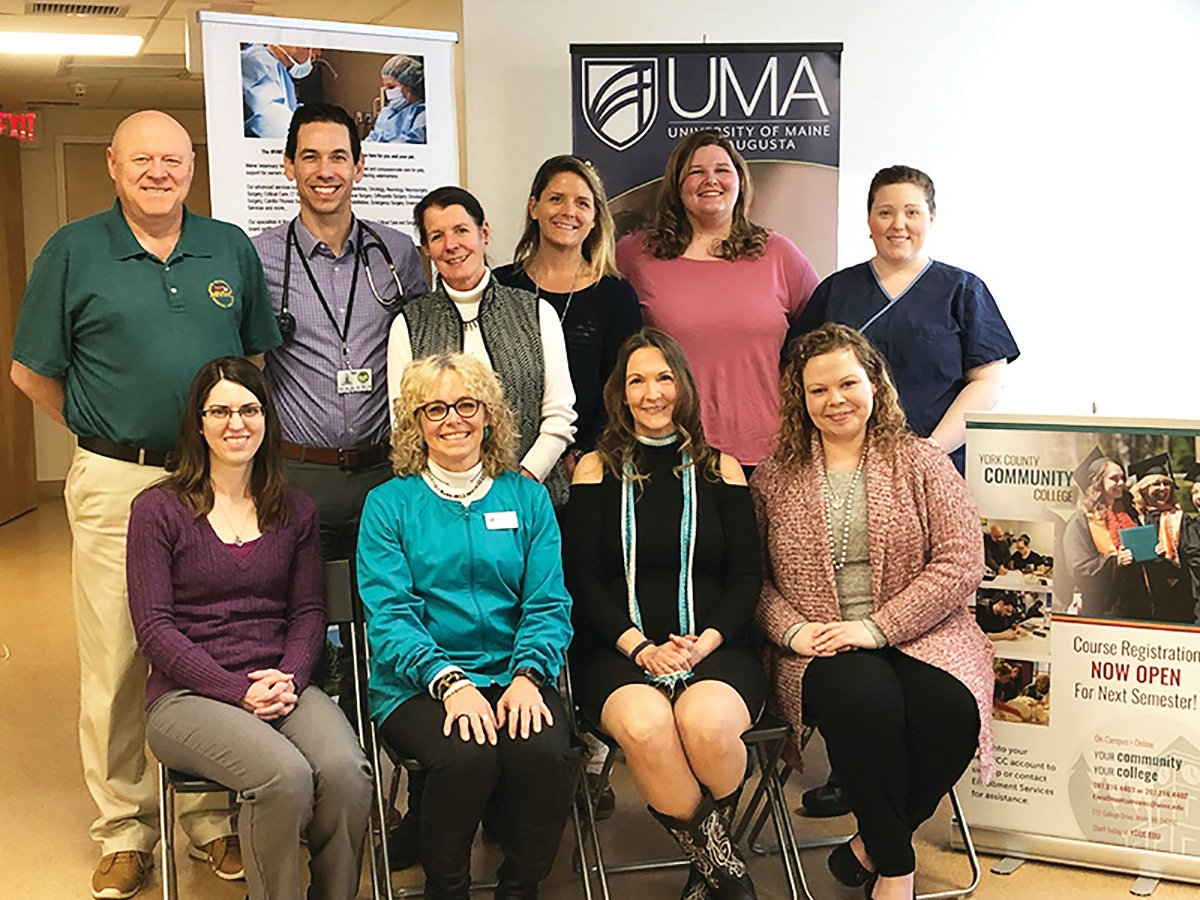 YCCC partners with UMaine Augusta for Vet Tech degree transfers