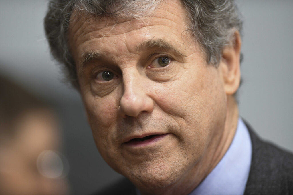 Sen. Sherrod Brown Won't Run For President In 2020