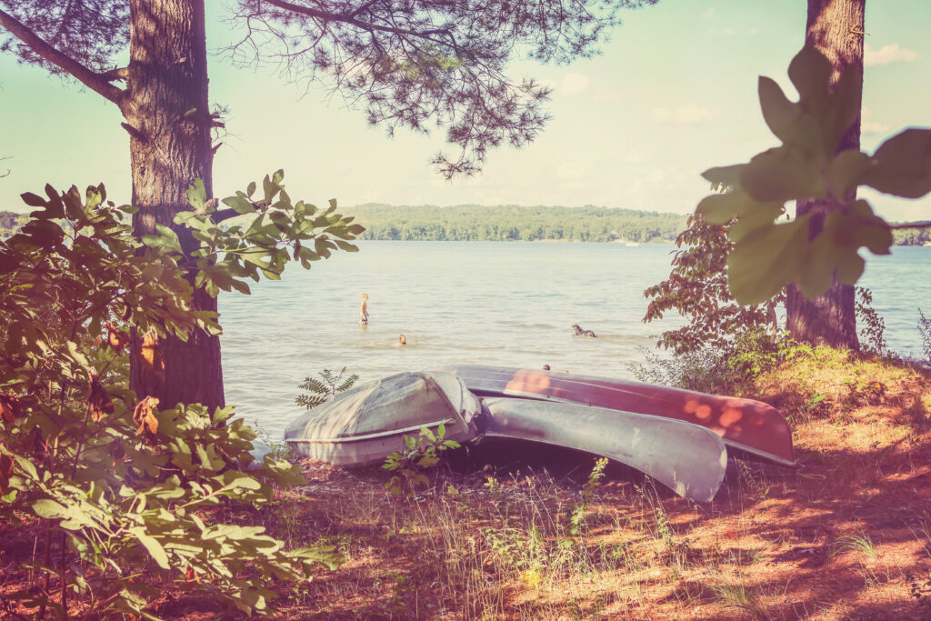 Photo courtesy of Maine Summer Camps