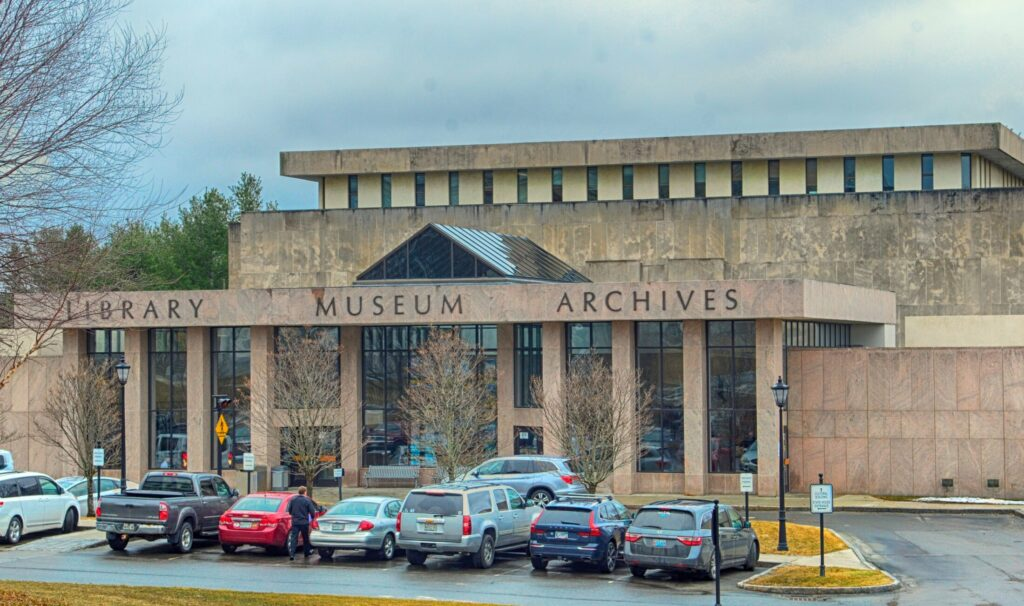The Cultural Building at the State House complex, as seen Wednesday in Augusta.