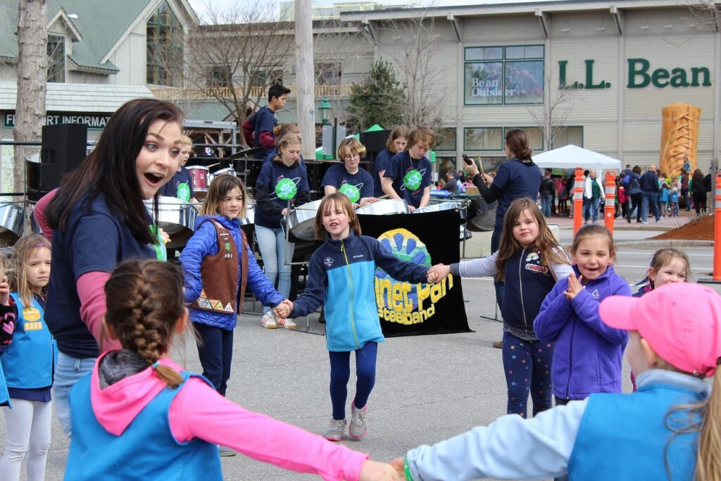 Girl Scouts to host 2nd Annual Green ME Up! Earth Day Festival at L.L.Bean in Freeport