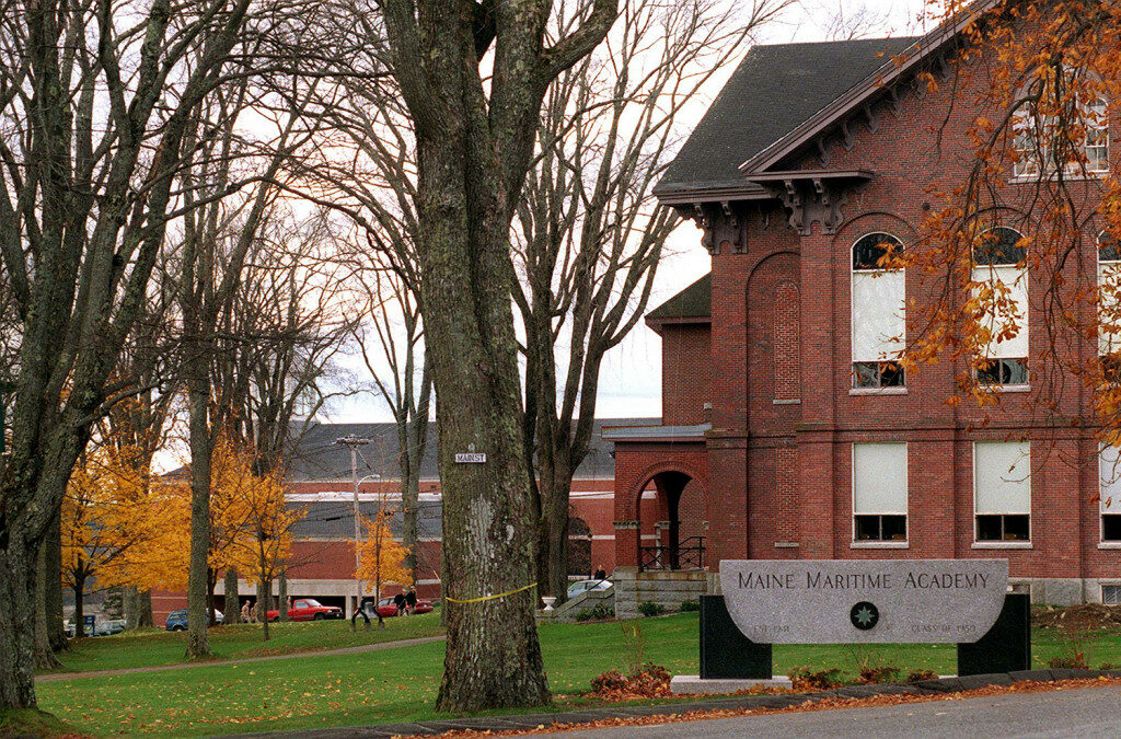 Four people have been named to the board of Maine Maritime Academy in Castine.