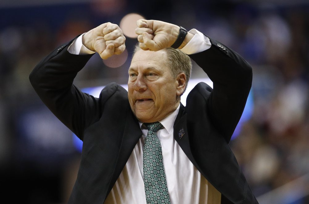 Michigan State Coach Tom Izzo is making his eighth appearance in the Final Four, while none of the other three coaches have reached this point.