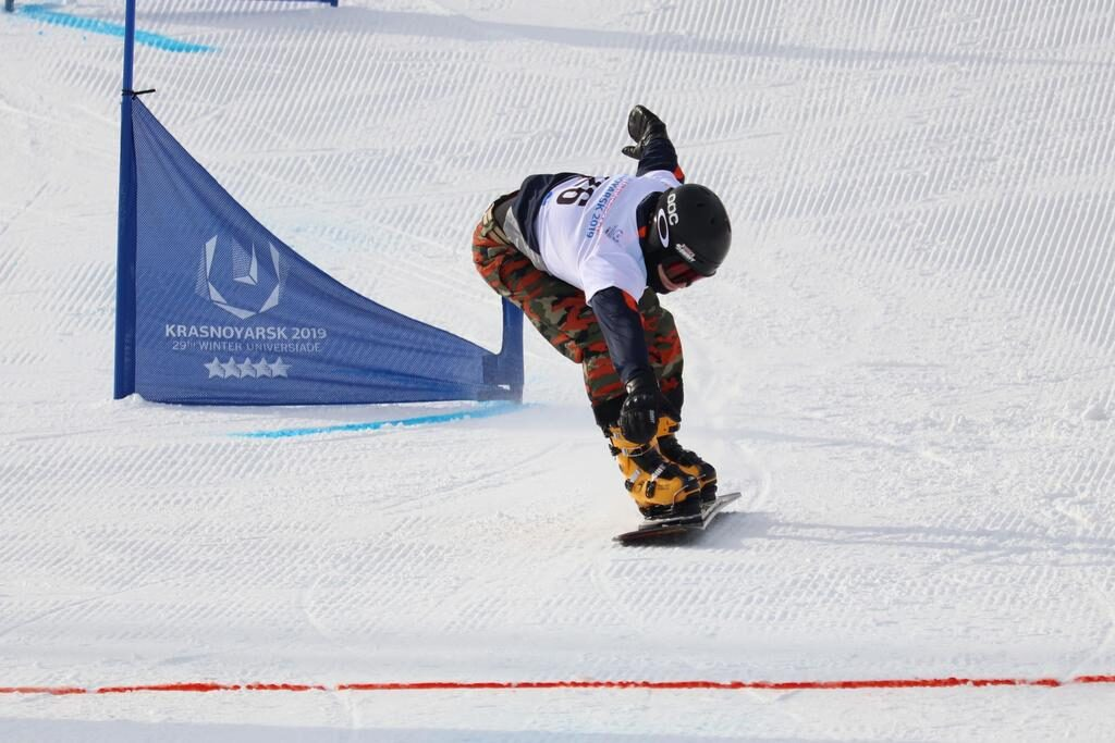Brunswick snowboarder eyes 2022 Olympic Games