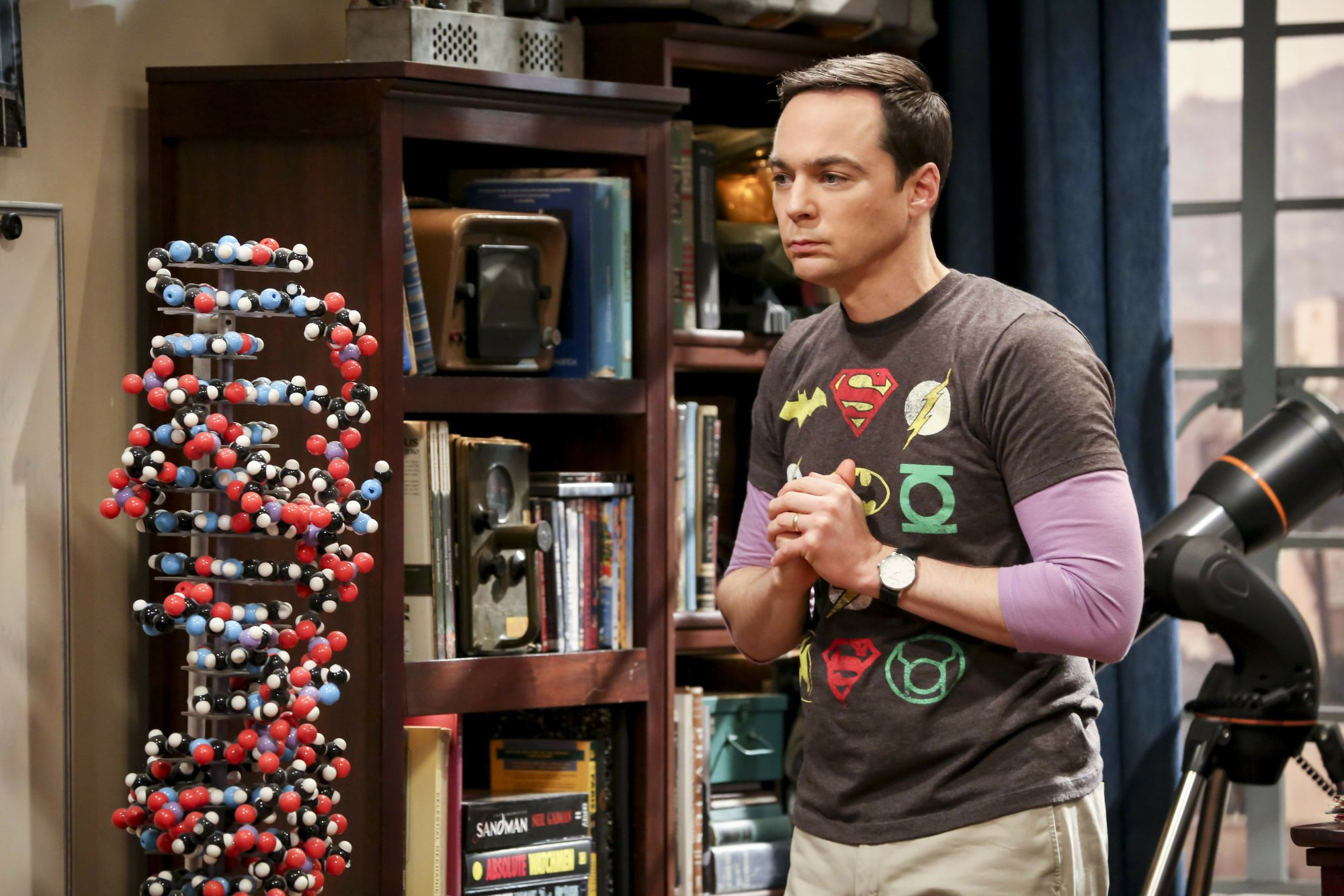 Big Bang Theory Exits Tv Airwaves With Emotional Episode Journal