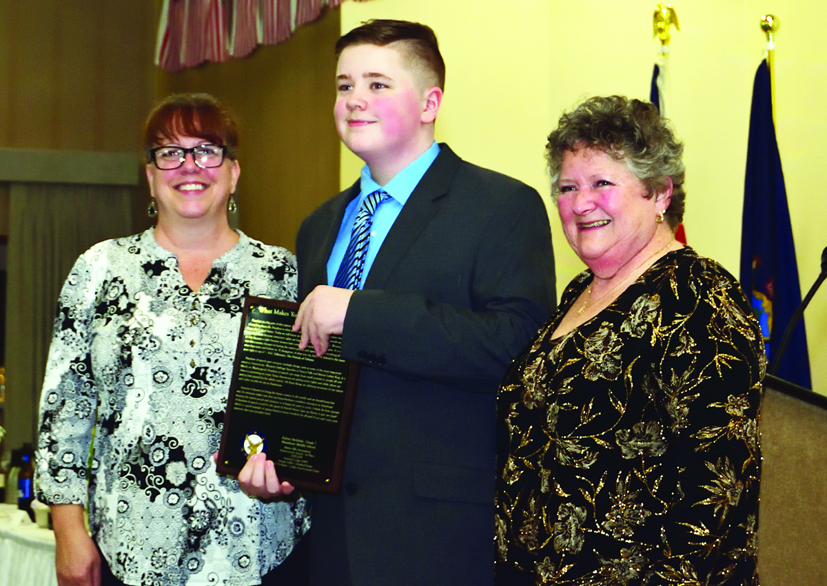Alfred student's essay tops 2019 Maine Elks Contest