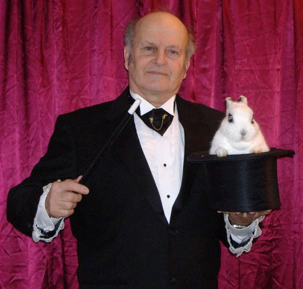 """Loved ones remember Lewis """"Amazing Lou"""" Ward, the Fishin' Magician 