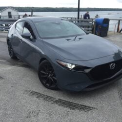 on the road review: mazda 3 hatchback