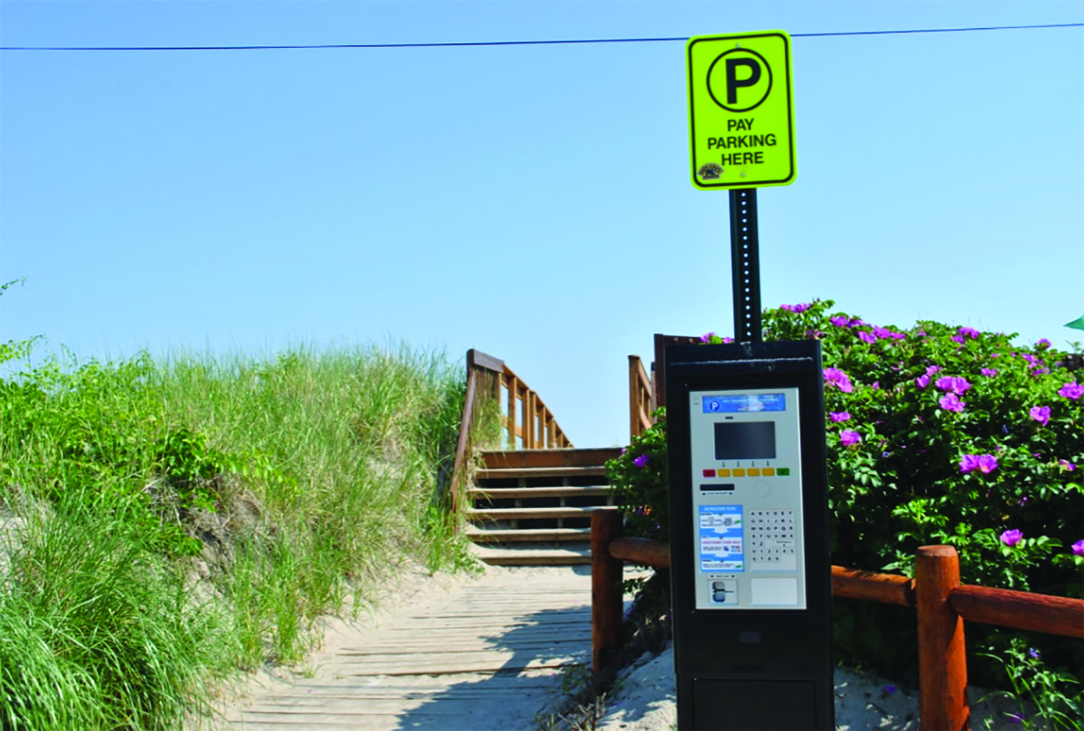 Biddeford Sees Changes With Beach Parking Permits Portland Press Herald