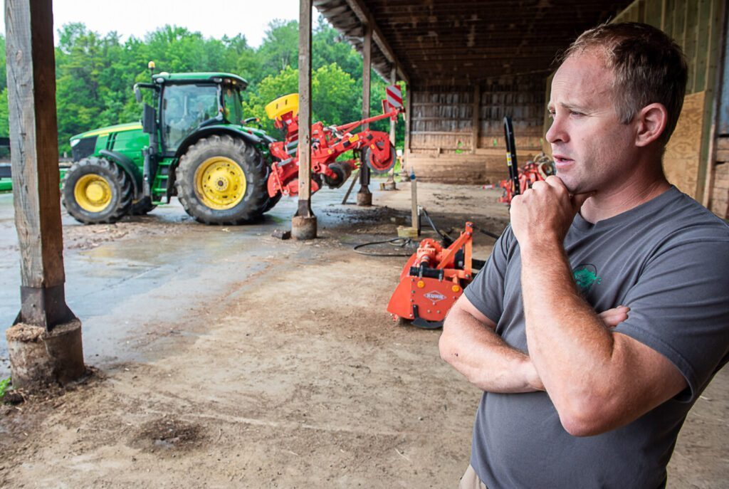 Hemp: Maine's newest growing field | The Times Record