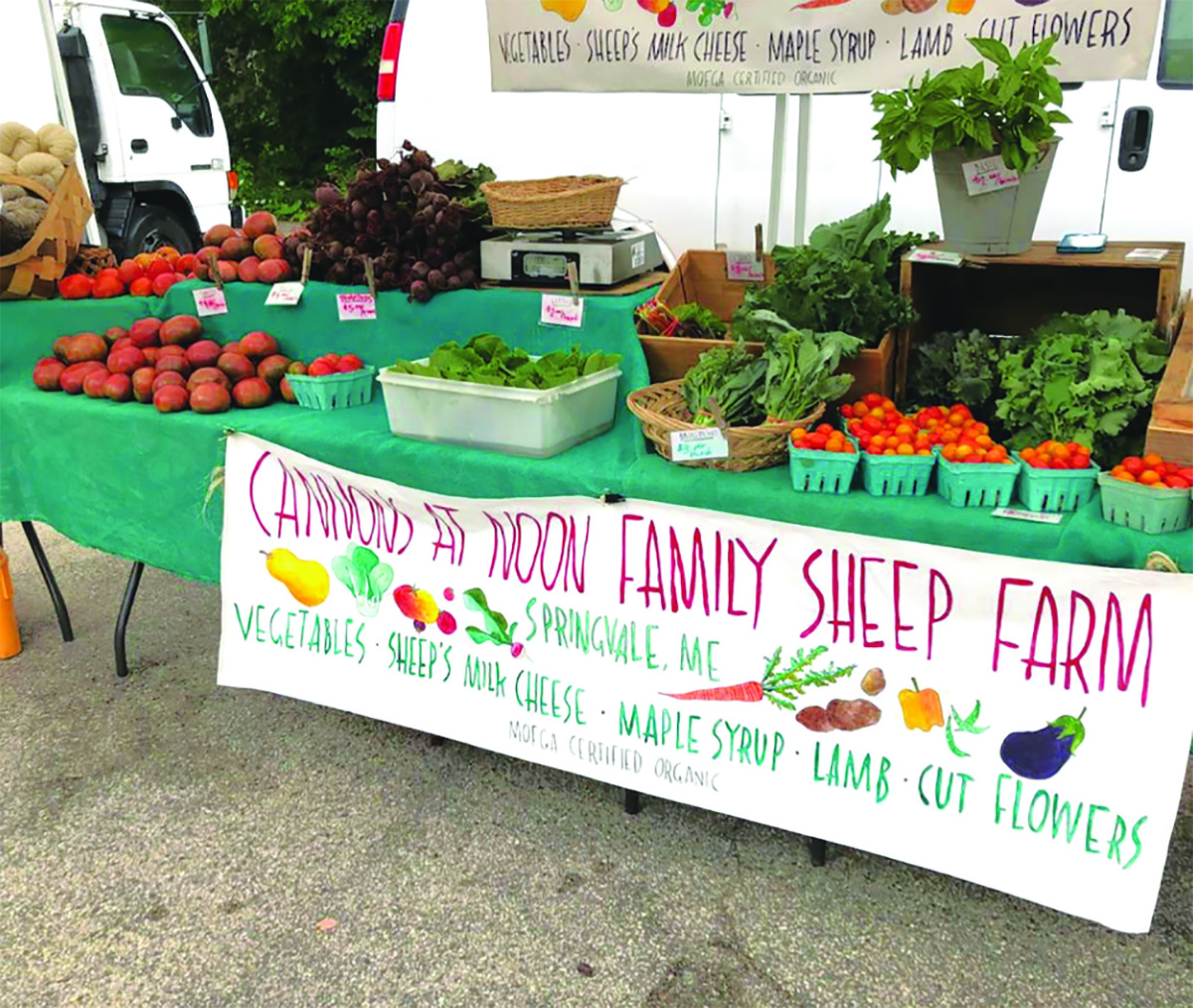 Kennebunk Farmers' Market sees room for growth | Journal Tribune