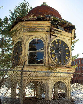 Initiative launches to save, preserve historic clock tower in Biddeford | Journal Tribune