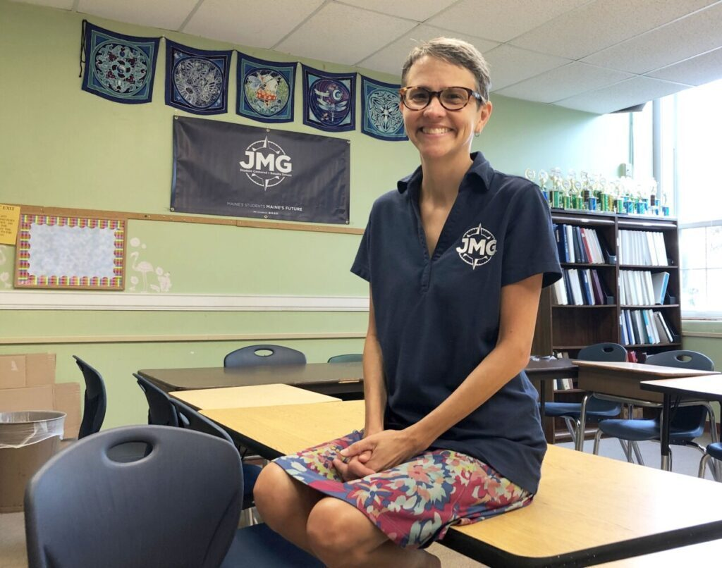 Bath teacher to travel abroad through coveted Fulbright grant   The Times Record