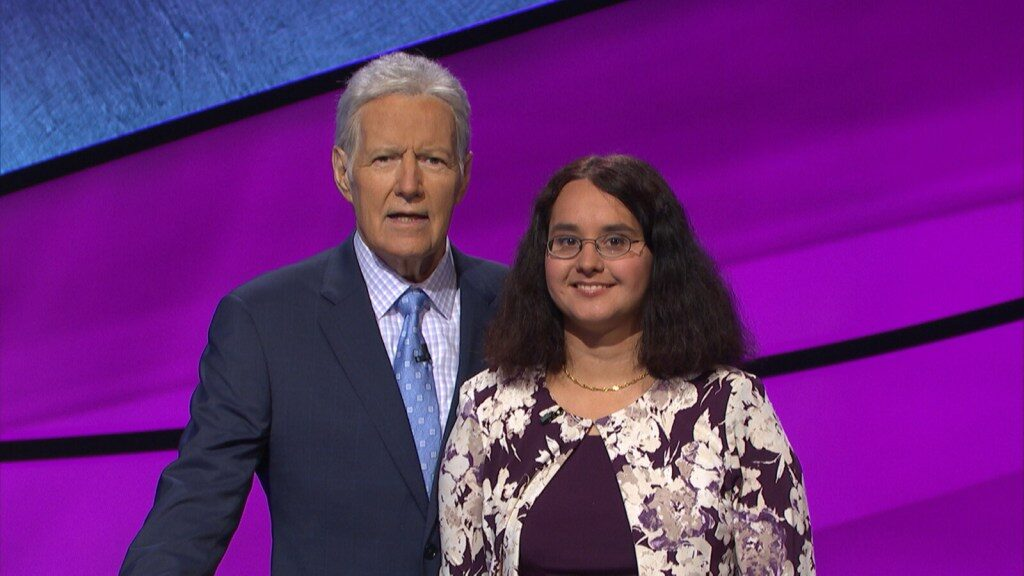 Augusta woman wins more than $53,000 on 'Jeopardy!'   The Times Record