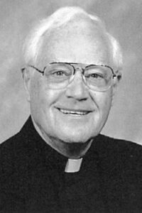 Rev. Father Armand R. Neault
