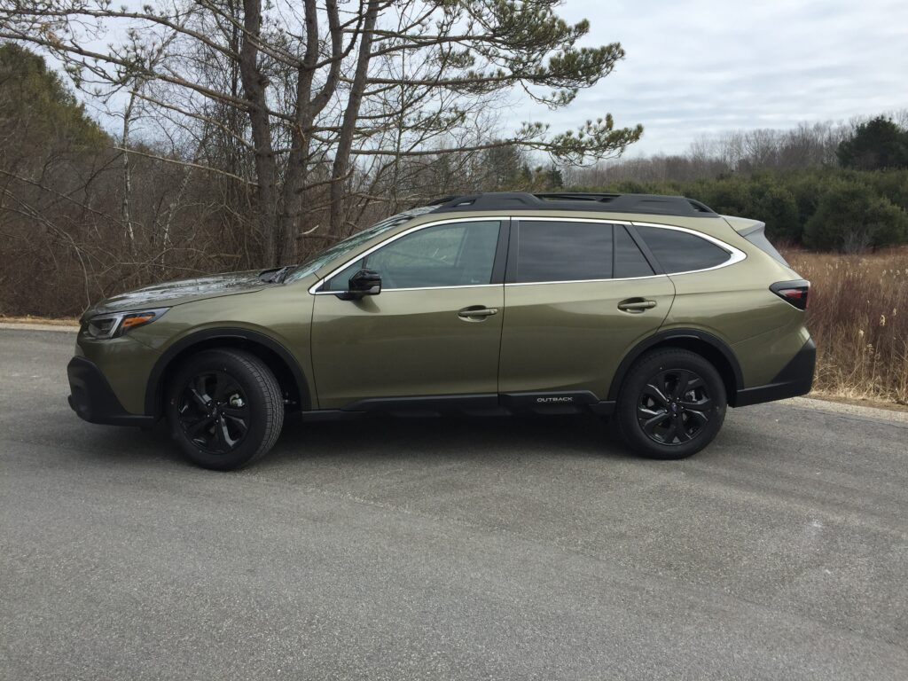The sticker price for the 2020 Outback has taken a jump: base models start at $27,655, the Premium edition is $29,905, while the new Onyx XT, reviewed here, goes for $35,905, reflecting several new features plus the turbo-motor.