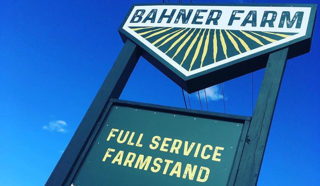Since they started their farm in 2009, Mike and Christa Bahner have invested in their farmstand and marketing an on-farm experience. That left them poised to grow business and help their community when the pandemic changed shopping patterns.