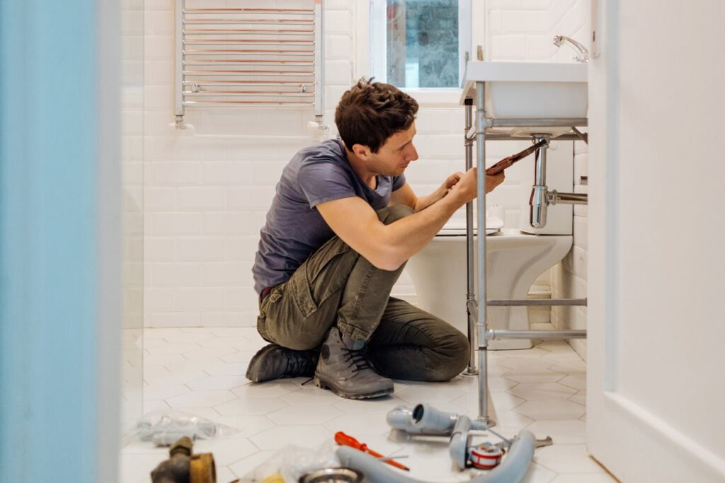 If you decide to replace some of your home's plumbing fixtures, it's important to make note of the upgraded materials as they may be of a higher quality — and thus have a higher replacement cost — than the original equipment.
