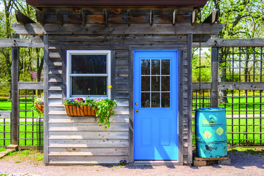 Extending your home's living space by transforming a shed is easier and cheaper to do than a home addition.