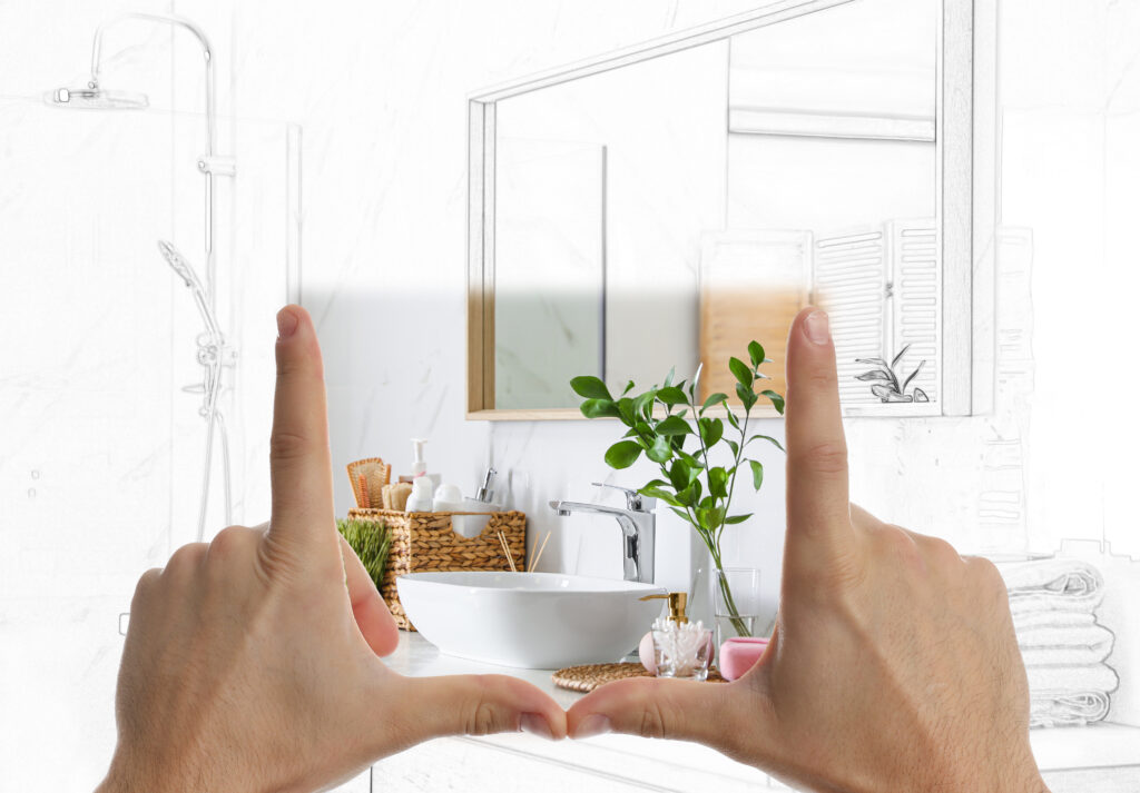 A survey by the National Association of Realtors® found the top three home renovations that homeowners hope to complete within their budgets in 2020 are a new bathroom, a new kitchen and fencing in their yards.