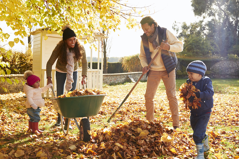 Preparing gardens for winter is an important step that can help homeowners ensure their gardens return to full strength in the spring.