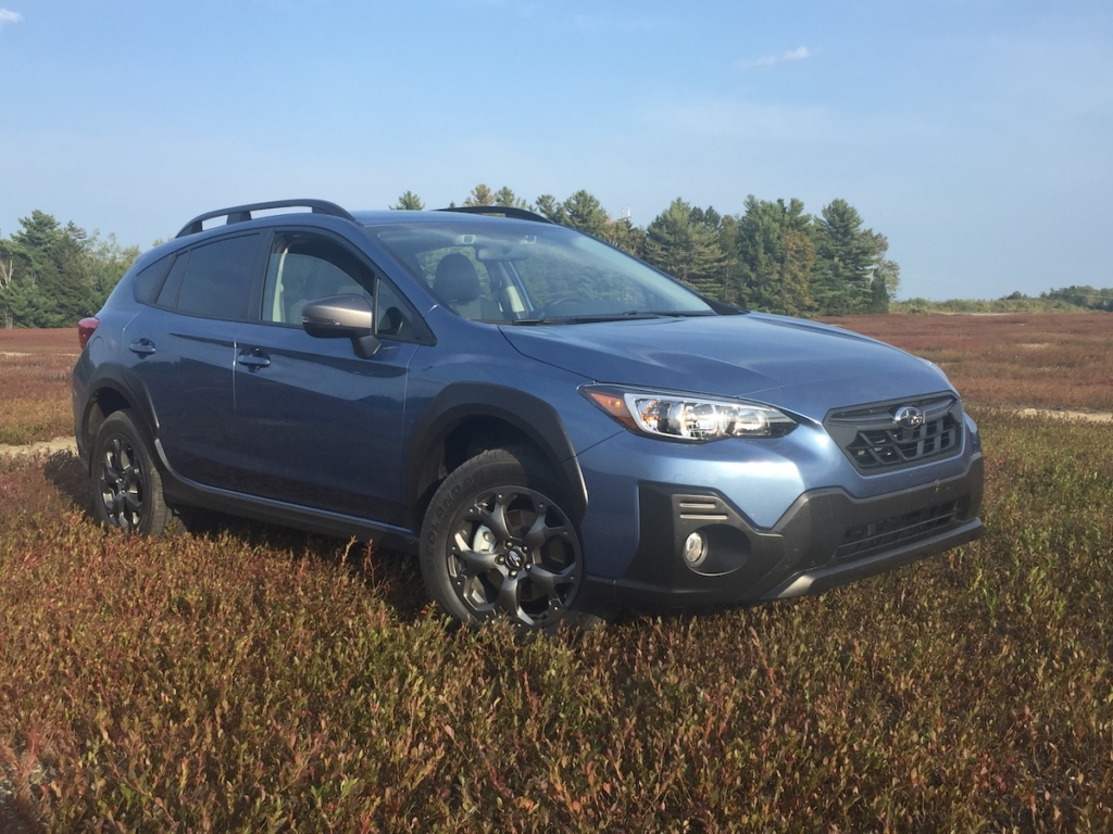 The 2021 Crosstrek—the brand's number three selling product last year—gains a new Sport edition with subtle styling revisions and the option of the same 182-hp, 2.5-liter flat-four engine used in Forester, Outback and Legacy models.