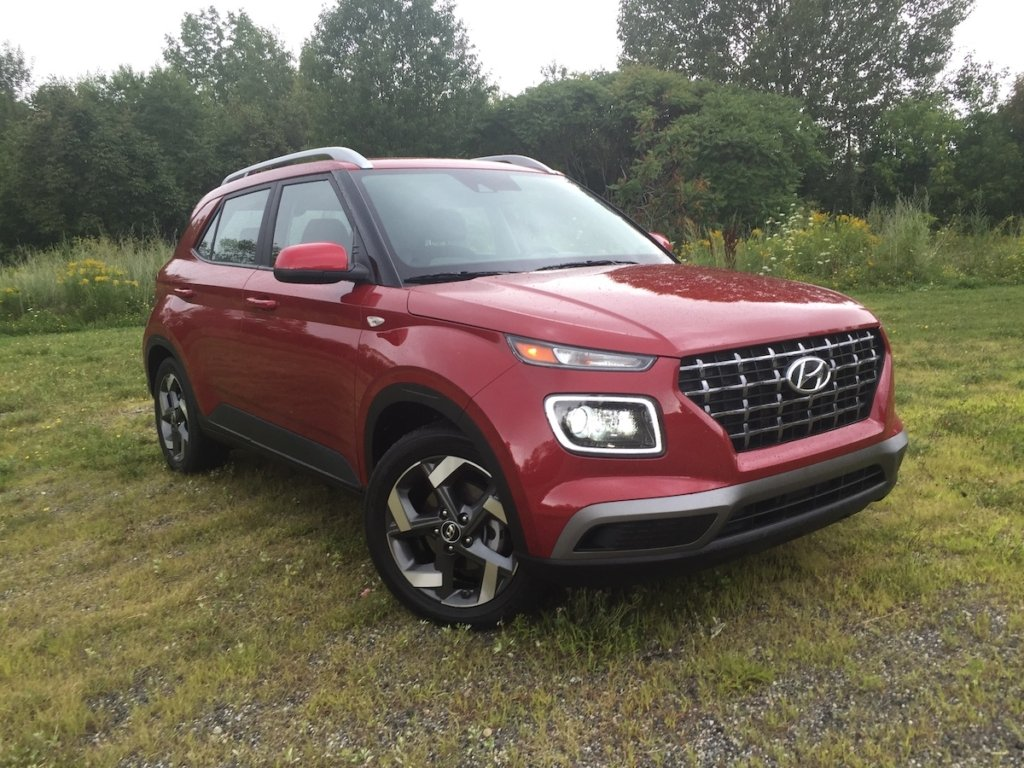 Compact crossover SUVs are rapidly displacing small cars in the American market.