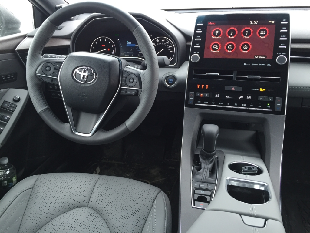 Low access height, lower height while driving and the general competence of its sibling the Camry, have to be factors in shrinking sales of both the Avalon and other big sedans.