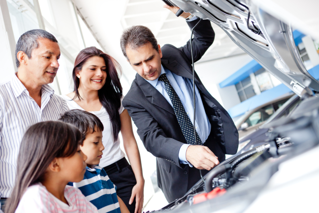 Experienced car buyers recommend thatyouvisit a car dealerwith alender'spre-approved loanletter to help you leave fasterandwith a better closing price.