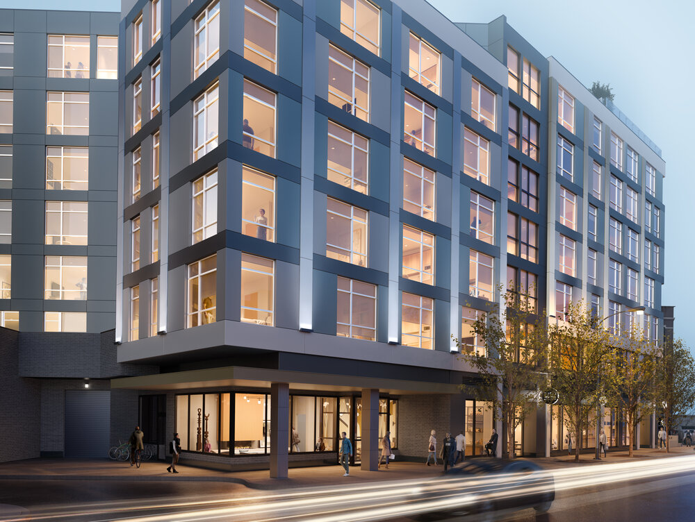 GenX Capital Partners, LLC, parent company of bridge lender GenX Lending, recently closed $6.7 million in  preferred equity for 1122 West Chicago, a $33 million luxury multifamily development in downtown Chicago.