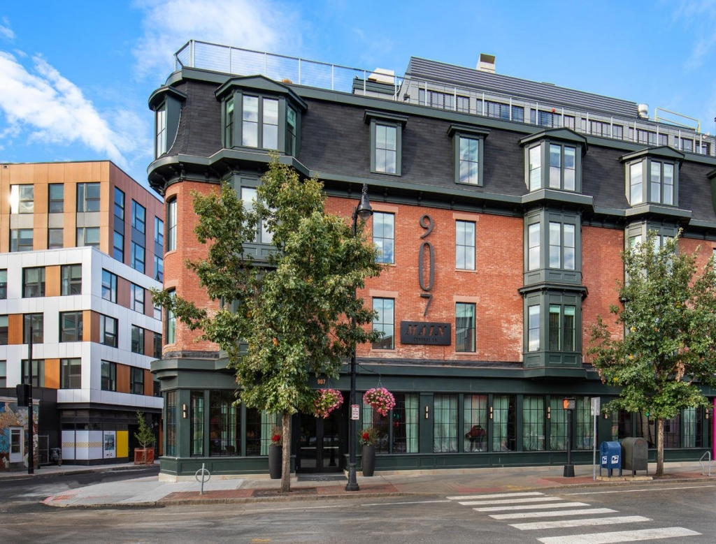 GenX Capital Partners underwrote the senior debt for the $50+ million 907 Main, a 67-room luxury boutique hotel near Massachusetts Institute of Technology (MIT) in Cambridge.