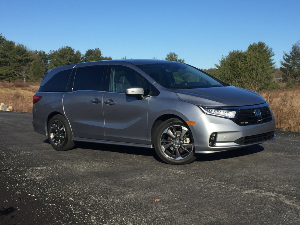 Most minivan buyers are looking for practical, versatile packaging and the Honda rewards that quest in spades.