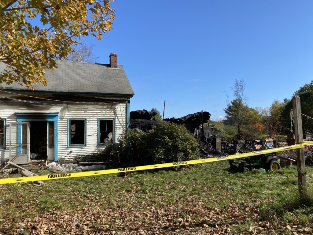 Terry Bisbee was found dead inside her home after a fire started in the garage on Sunday.